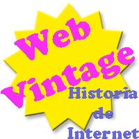 Web Vintage. La historia del camping en internet.