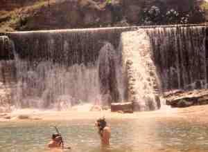 En Guara: A 5 minutos del Camping está El Salto de Bierge