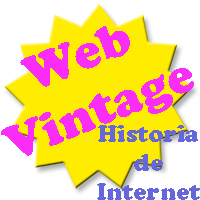 Historia de la web del camping en internet.